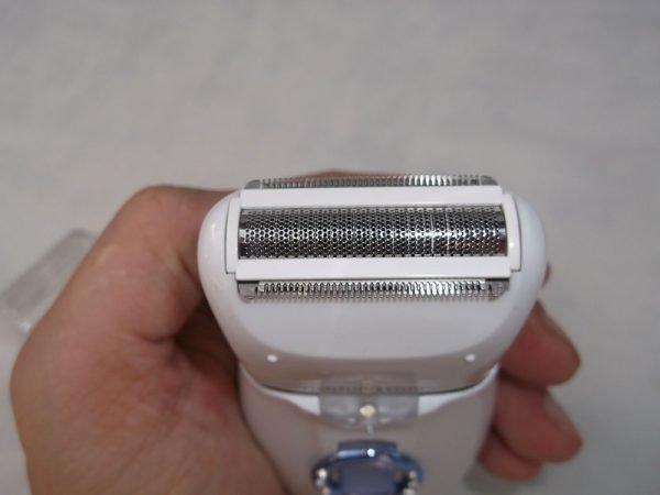 Насадка для эпилятора в виде бритвы