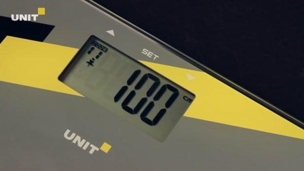 Весы UNIT UBS 2200 WHGY