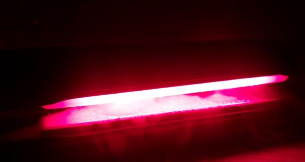 Светящаяся инфракрасная пластина