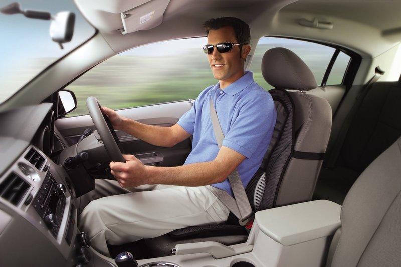 В чём польза автомобильных массажёров и как выбрать самый удобный