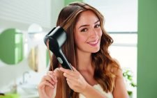 Автоматические щипцы для завивки волос
