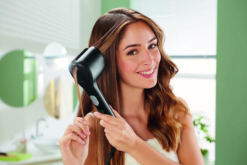 Автоматическая плойка для завивки волос: щипцы, которые делают кудри сами