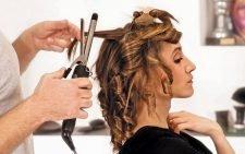 Плойка для волос для профессионального применения