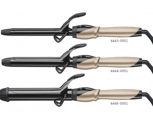 Плойки Moser серии 444: диаметр цилиндра 19 мм, 25 мм, 32 мм