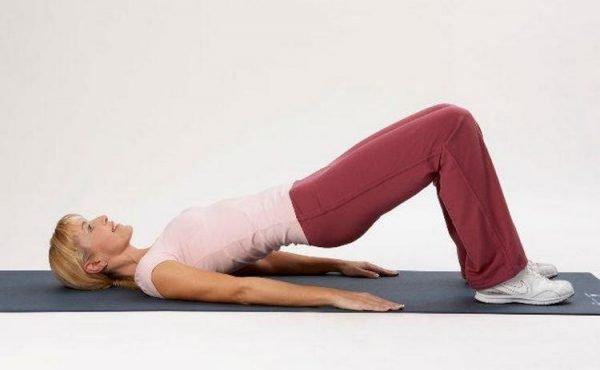Тренировка для мышц тазового дна