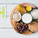 Витамин В7 (Н) в продуктах