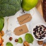 Витамин В9 в продуктах