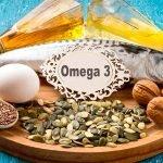 Омега-3 (витамин F) в продуктах