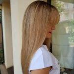 Окрашивание airtouch русые волосы