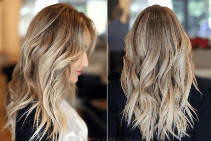 Шатуш на русых волосах — модное окрашивание и современный стиль