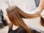 Волосы после ламинирования