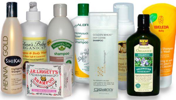 Шампуни для ламинированных волос