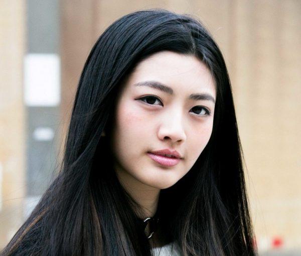 Волосы азиатского типа