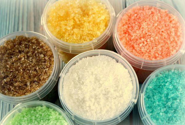 Разновидности морской соли