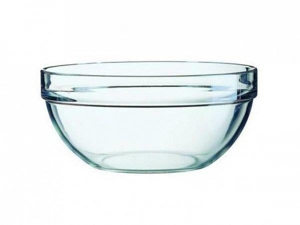 Стеклянная миска