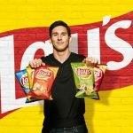 Реклама чипсов