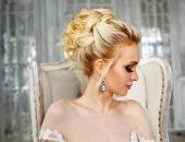 Свадебные причёски на средние волосы