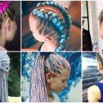 Шесть вариантов кос