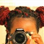 Причёска из кос