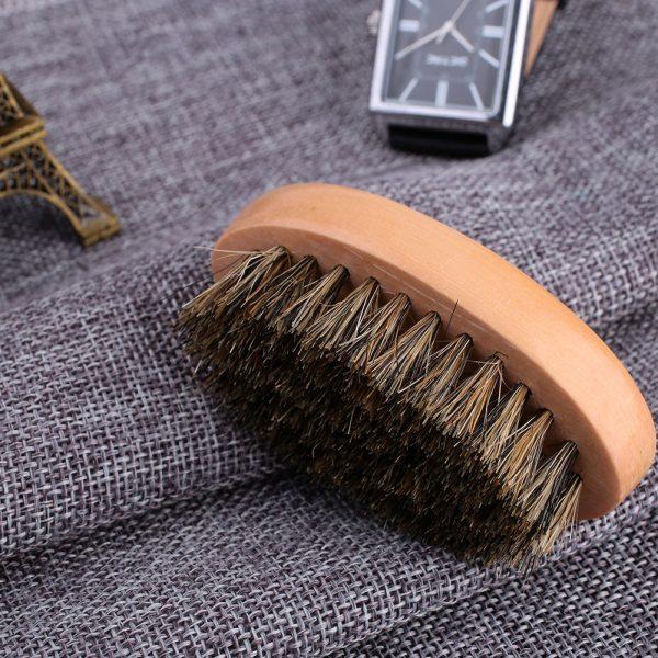 Щётка из щетины кабана для бороды