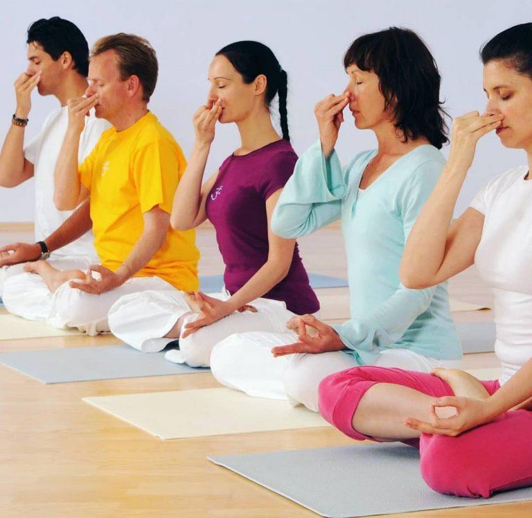 Корейская йога для похудения