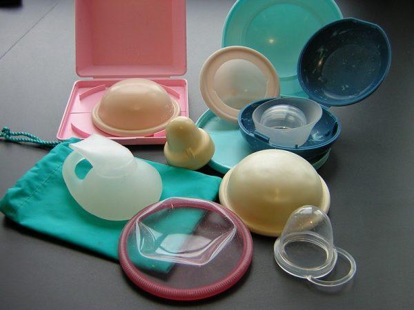 Средства барьерной контрацепции