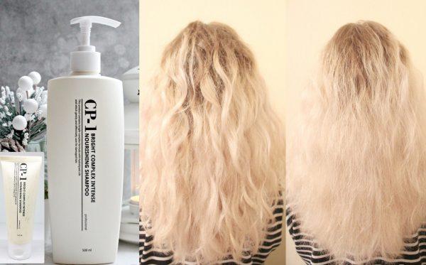Esthetic House CP-1 Bright Complex Intense Nourishing Shampoo