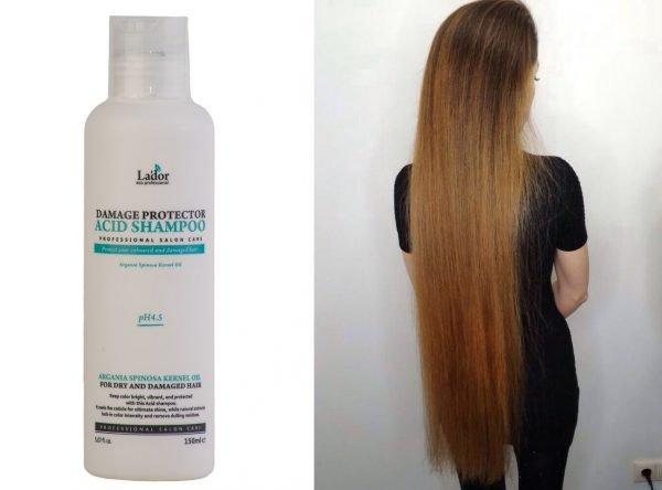 Шампунь La'dor Damage Protector Acid Shampoo