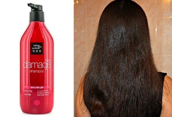 Mise-en-Scene Damage Care Sleek and Smooth Shampoo