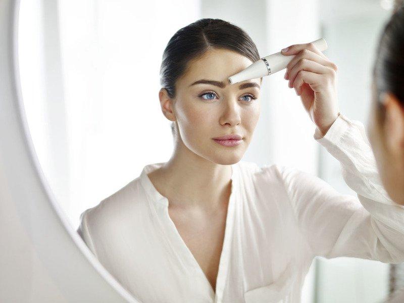 Идеальная гладкость: выбираем эпиляторы для лица от Braun Face