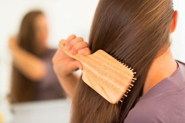Аромарасчёсывание волос