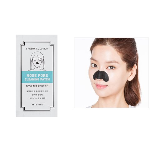 Патчи для носа Speedy Solution Nose Pore Cleaning Patch от Missha