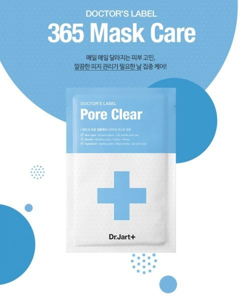 Doctor's Label Pore Clear, Dr.Jart+