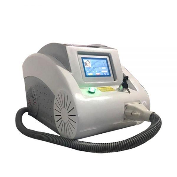 Установка для лазерного очищения пор