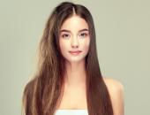 волосы до и после нанопластики