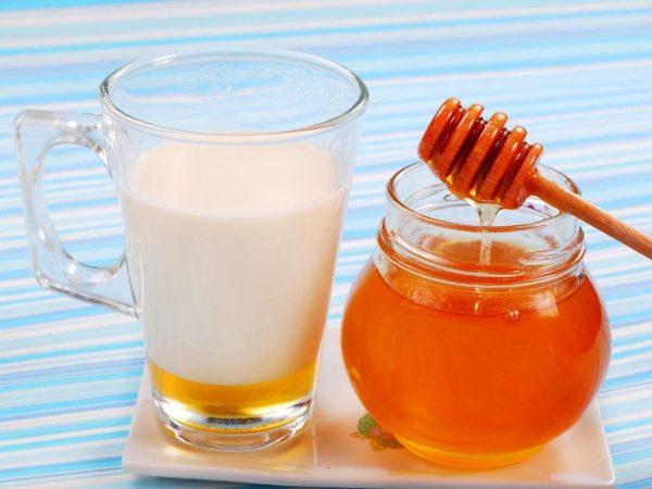 Мёд и молоко