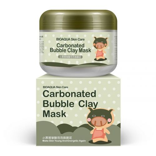 Carbonated Bubble Clay Mask от BIOAQUA