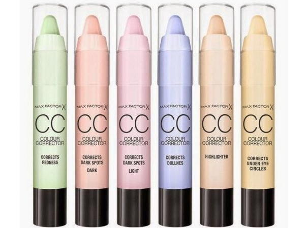 Корректирующий карандаш Colour Corrector CC Stick от Max Factor