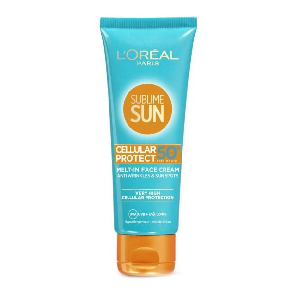 Sublime Sun, SPF 50, L'Oréal Paris