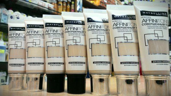 Maybelline Тональный крем AffiniTone