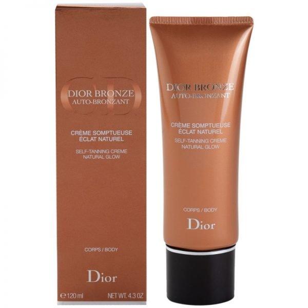 Крем для загара Dior Bronze Auto-bronzant