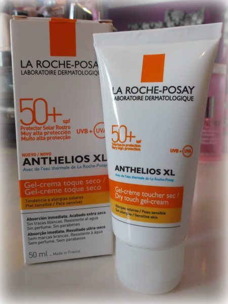 Dry Touch Gel-Creme SPF 50+ Anthelios XL от La Roche-Posay