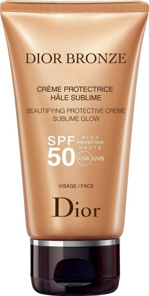 Beautifying Protective Cream Sublime Glow SPF 50 от Dior