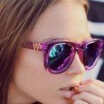 Очки с оправой и стёклами одного цвета