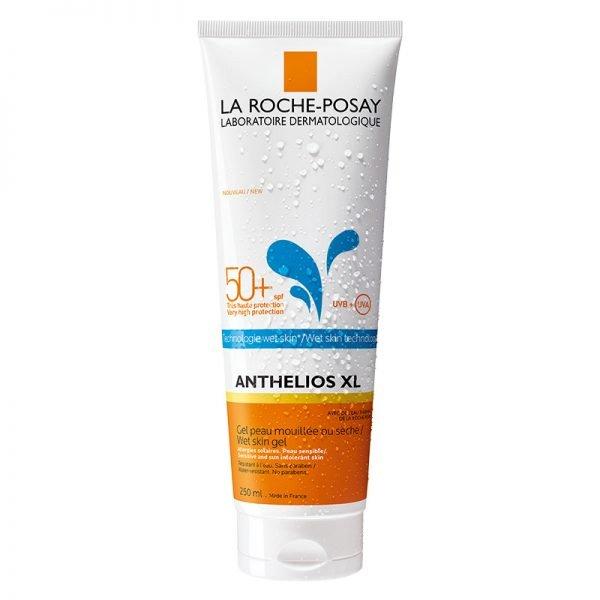 Солнцезащитный гель La Roche Posay Anthelios XL Ветскин для лица и тела SPF 50+