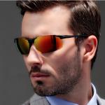 Очки с цветными стёклами