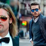 Образы знаменитостей в солнечных очках
