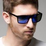 Очки с синими стёклами