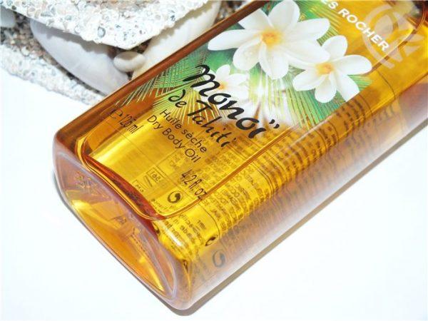 Dry Body Oil Monoi De Tahiti от Yves Rocher