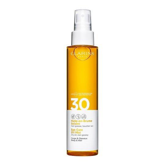 Huile-en-Brume Solaire Sun Care Oil Mist SPF30 от Clarins